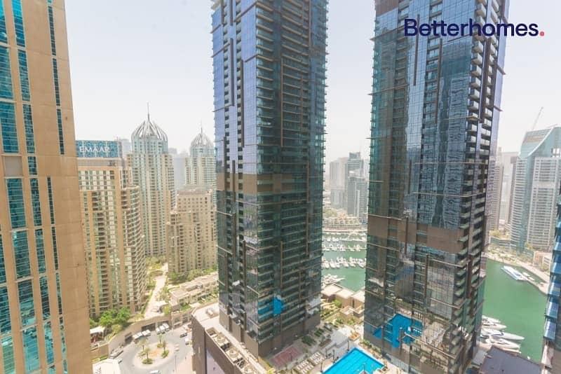 15 2 BR + storage | Marina view | Chiller free