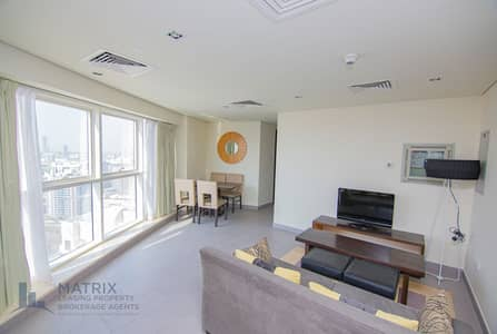 Fully Furnished | High Floor | Golf View