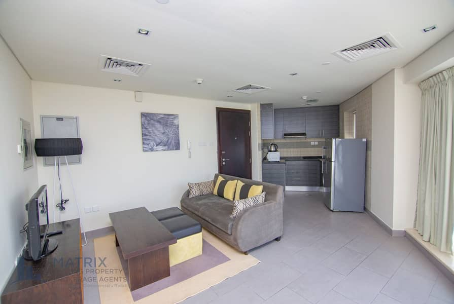 2 Fully Furnished | High Floor | Golf View