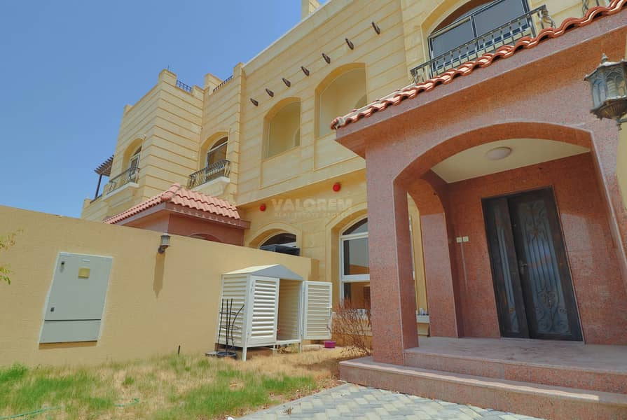Excellent Townhouse with Jacuzzi  available in JVC
