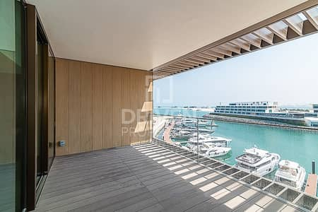 3 Bedroom Flat for Rent in Jumeirah, Dubai - Spacious 3BR+M | High floor | Great Views