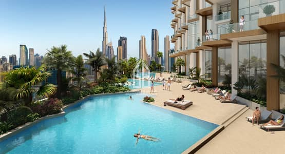Studio for Sale in Business Bay, Dubai - Gorgeous & Most Luxuries  Apartments  in Downtown District