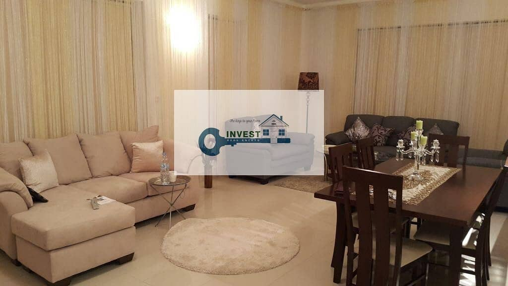 STAYSAFE | BEST PRICE ONLY 70K IN 1 CHEQ | NEW AND HUGE FULLY FURNISHED 2 BEDROOM APARTMENT | CALL NOW