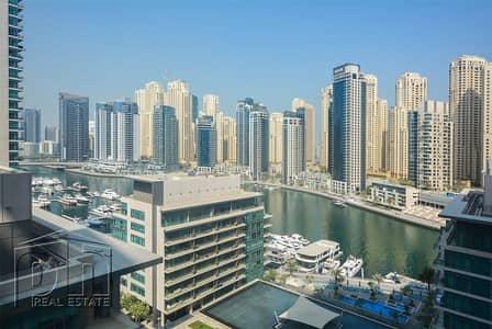 2 Bedroom Flat for Rent in Dubai Marina, Dubai - Marina View   Upgraded   Large Layout