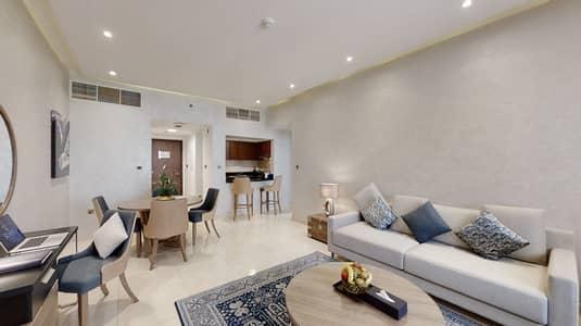 1 Bedroom Hotel Apartment for Rent in Bur Dubai, Dubai - Full Furnished & Serviced One Bedroom Apartment