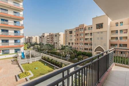 شقة 2 غرفة نوم للبيع في الفرجان، دبي - Spacious 2bedroom  Pool view   AZIZI IRIS