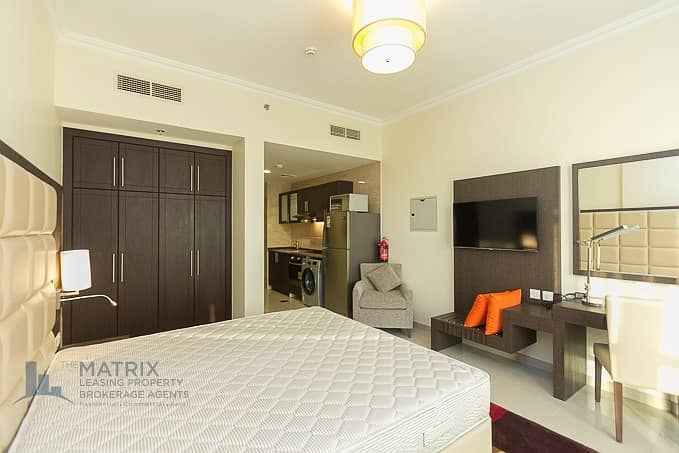 2 Fully furnished 2BR apartment in Arjan - Near Miracle Garden