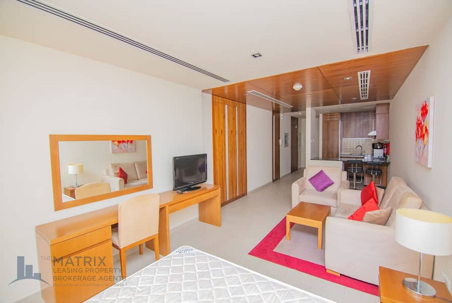 Spacious Unit | Amazing Offer | Furnished