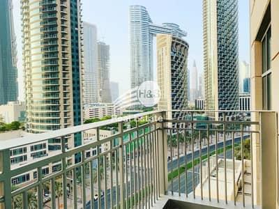فلیٹ 2 غرفة نوم للايجار في وسط مدينة دبي، دبي - Endearing Elegance With Low Maintenance Appeal