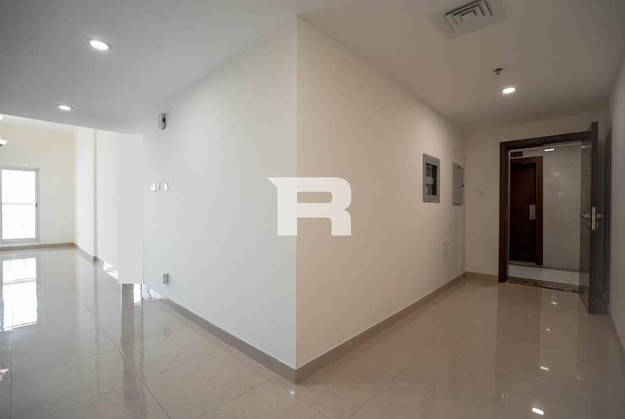 Studio with all amenities & balcony  DRC