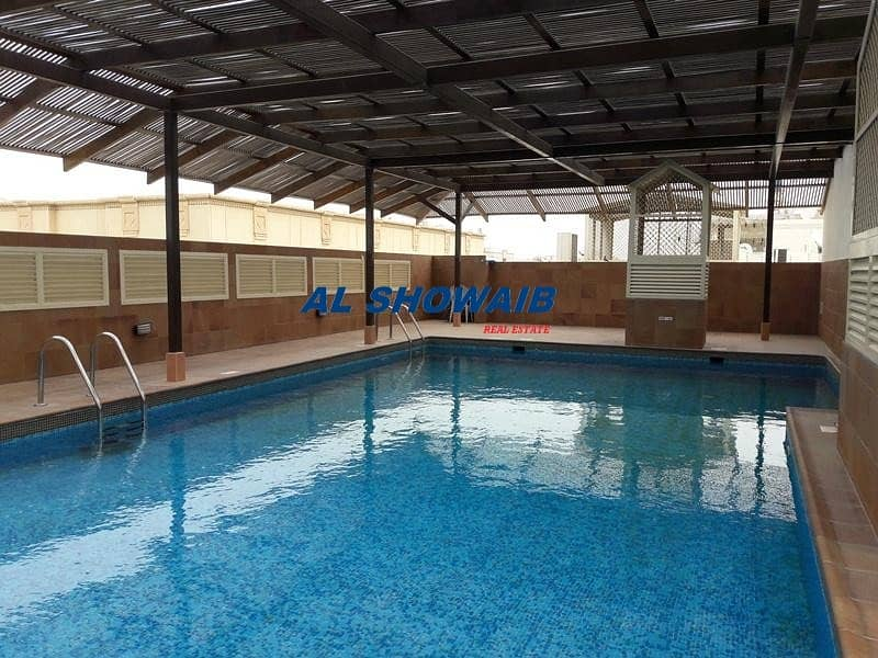 Spacious 2 BHK with Pool & Gym in Oudmetha  Ref-B-194