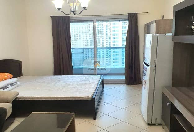 GAS + CHILLER FREE | FULLY FURNISHED STUDIO