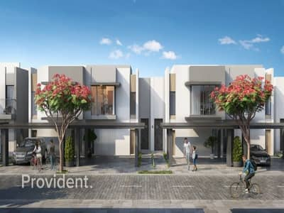 4 Bedroom Townhouse for Sale in The Valley, Dubai - 70-30 Payment Plan| Completion Q4 2022 |The Valley