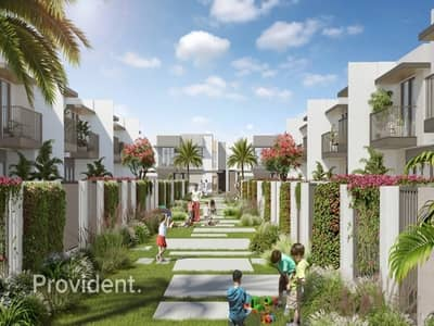 3 Bedroom Townhouse for Sale in The Valley, Dubai - Newly Launched 70/30 Payment Plan | The Valley
