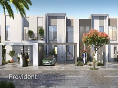 3 Bedroom Townhouse for Sale in The Valley, Dubai - 30% Post-Handover | The Valley | 0% Commission