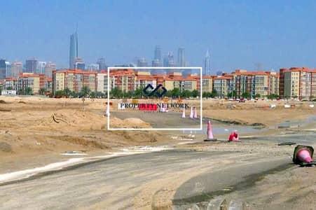 Mixed Use Land for Sale in Al Furjan, Dubai - Huge Plot | Suitable to Build 4 Townhouses
