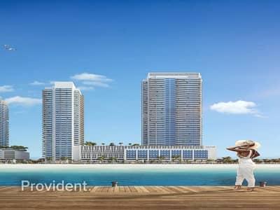 شقة 3 غرف نوم للبيع في دبي هاربور، دبي -  Full View of Sea and Palm Jumeirah