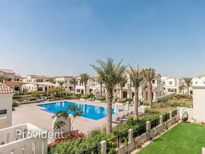 فیلا 7 غرف نوم للبيع في المرابع العربية، دبي - 3 Minute Walk to Pool | Corner Villa | Move In Now