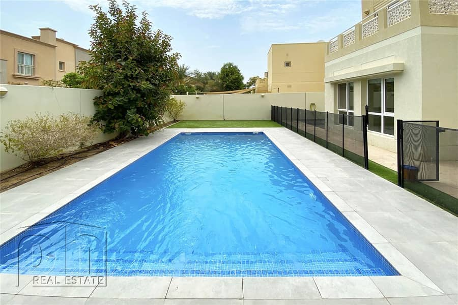 Upgraded Kitchen | Good Condition | Private Pool