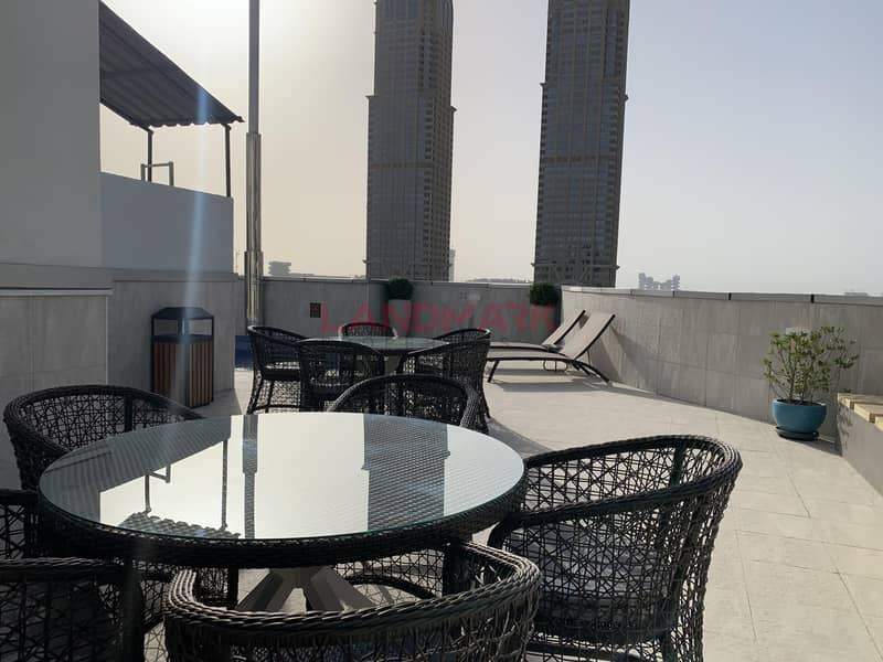 15 Elegant 2 Bedroom For Rent in Tecom @ 70K