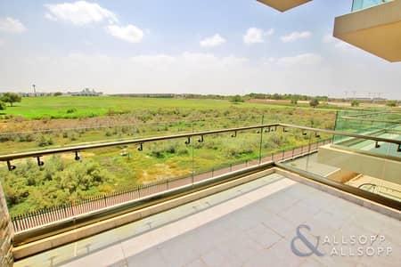 2 Bedroom Flat for Rent in Meydan City, Dubai - 2 Bedrooms+Maids   Majlis Garden Views