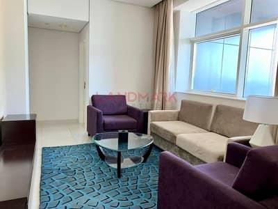 شقة 3 غرف نوم للايجار في الخليج التجاري، دبي - Elegant 3BR Furnished in Downtown @ 110K