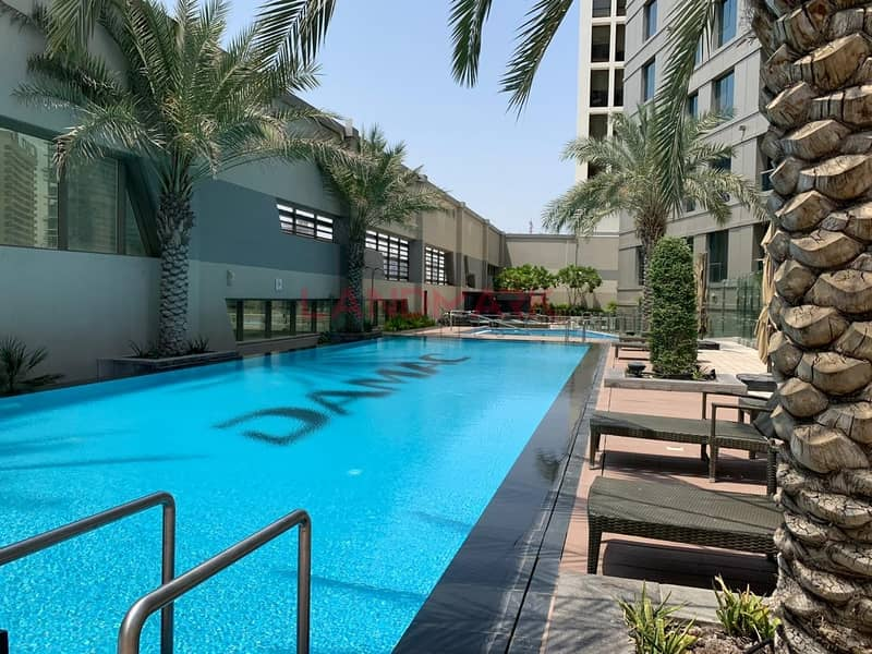 Amazing Studio with Dubai Canal View @ 36K