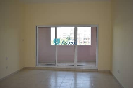 Studio for Rent in Discovery Gardens, Dubai - 13 months| closed kitchen|6 wardrobes|6 cheques