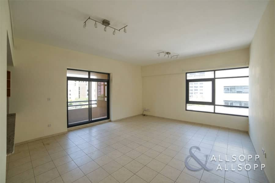 2 Spacious 2 Bedroom | Pool And Garden View