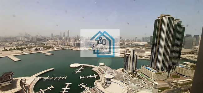 4 Bedroom Apartment for Rent in Al Reem Island, Abu Dhabi - MAG 5 Residence (B2 Tower)
