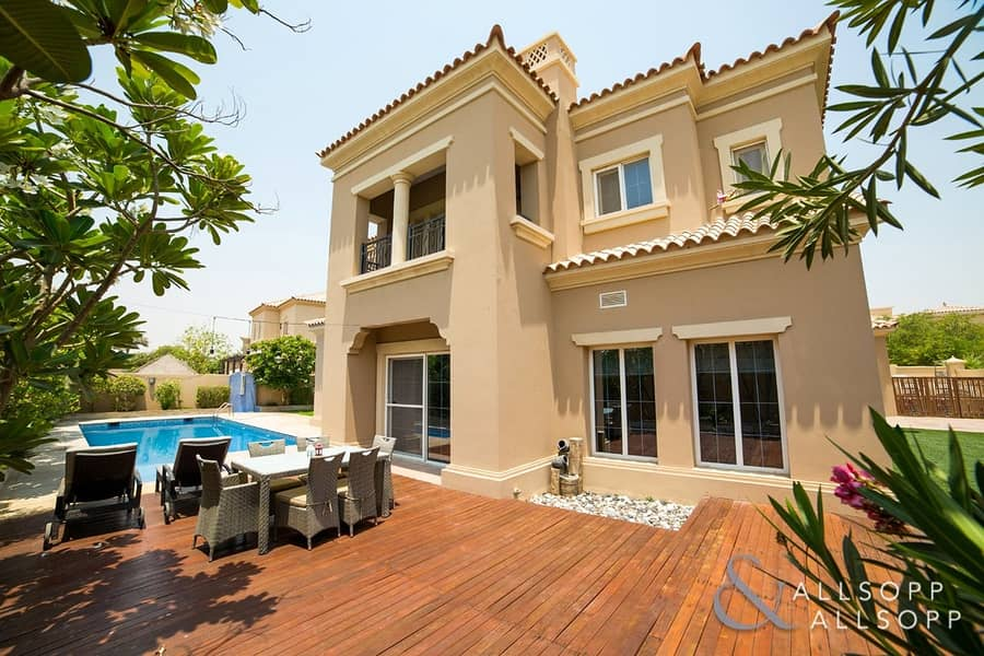2 Private Pool | 5 Beds | Large Private Plot