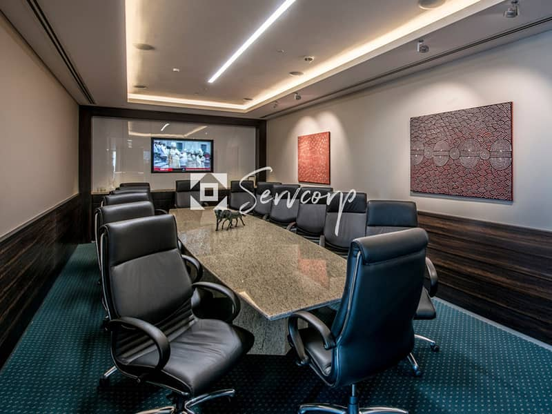 2 Private office spaces in Downtown Dubai