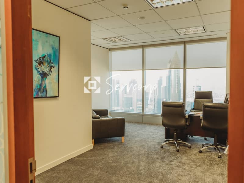 Prime Business Address in Downtown Dubai