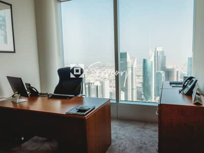 Office for Rent in Sheikh Zayed Road, Dubai - 5-Star Offices for rent in Emirates Towers