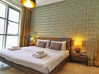2 Bedroom Apartment for Rent in Downtown Dubai, Dubai - Superb Holiday Location With Pool View