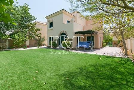 4 Bedroom Villa for Sale in Dubai Sports City, Dubai - Golf Course Facing   Close to Pool   Type C3   VH