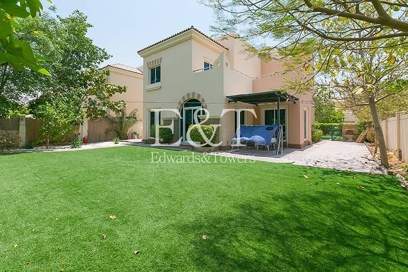 Golf Course Facing   Close to Pool   Type C3   VH
