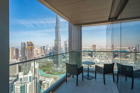 5 Bedroom Penthouse for Rent in Downtown Dubai, Dubai - Most Stunning Penthouse w Panoramic views