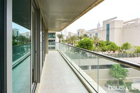 فلیٹ 2 غرفة نوم للايجار في ذا فيوز، دبي - Golf Course view | Corner Unit | Huge Balcony