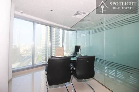 Fitted Office For Rent Opal Tower In Business Bay