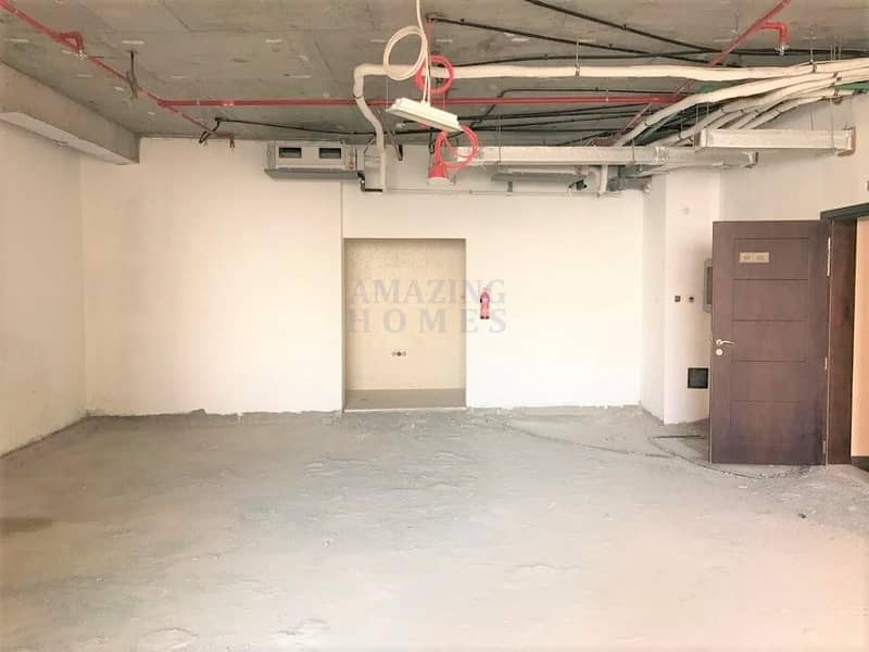 With Built-In Washroom + Covered Parking | Office in DSO