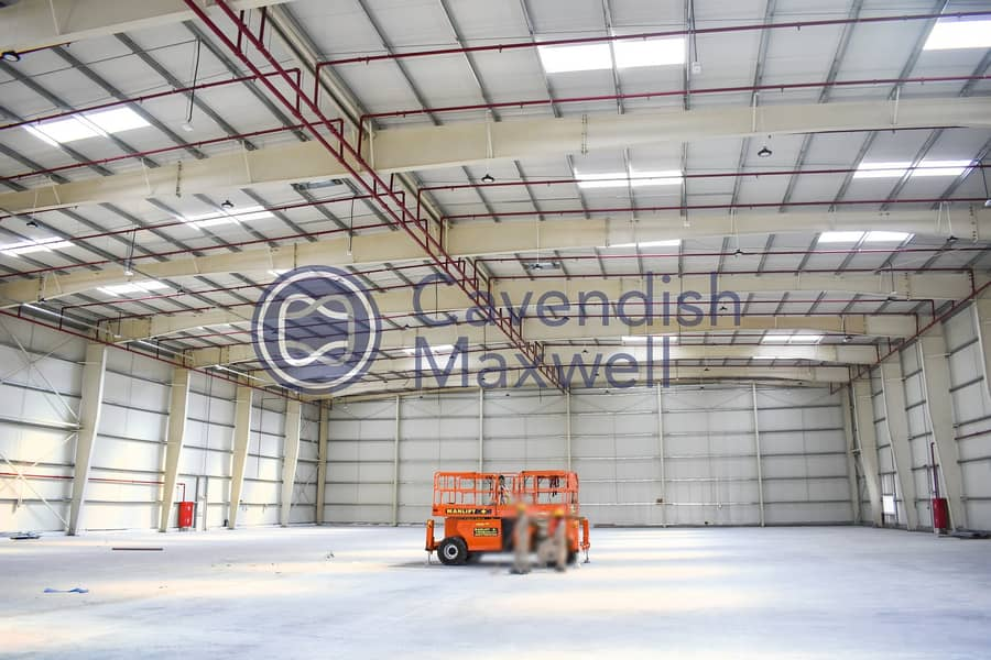 11m Height | Fully Insulated | 5 Automatic Roller