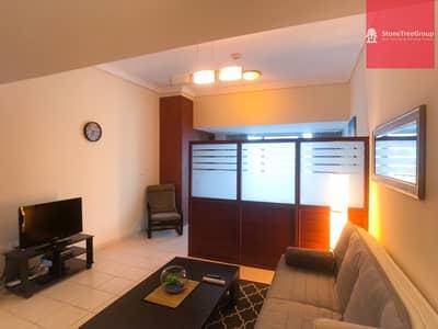 Studio for Rent in Jumeirah Lake Towers (JLT), Dubai - Studio near Metro in JLT | Lake Terrace | All Inclusive!