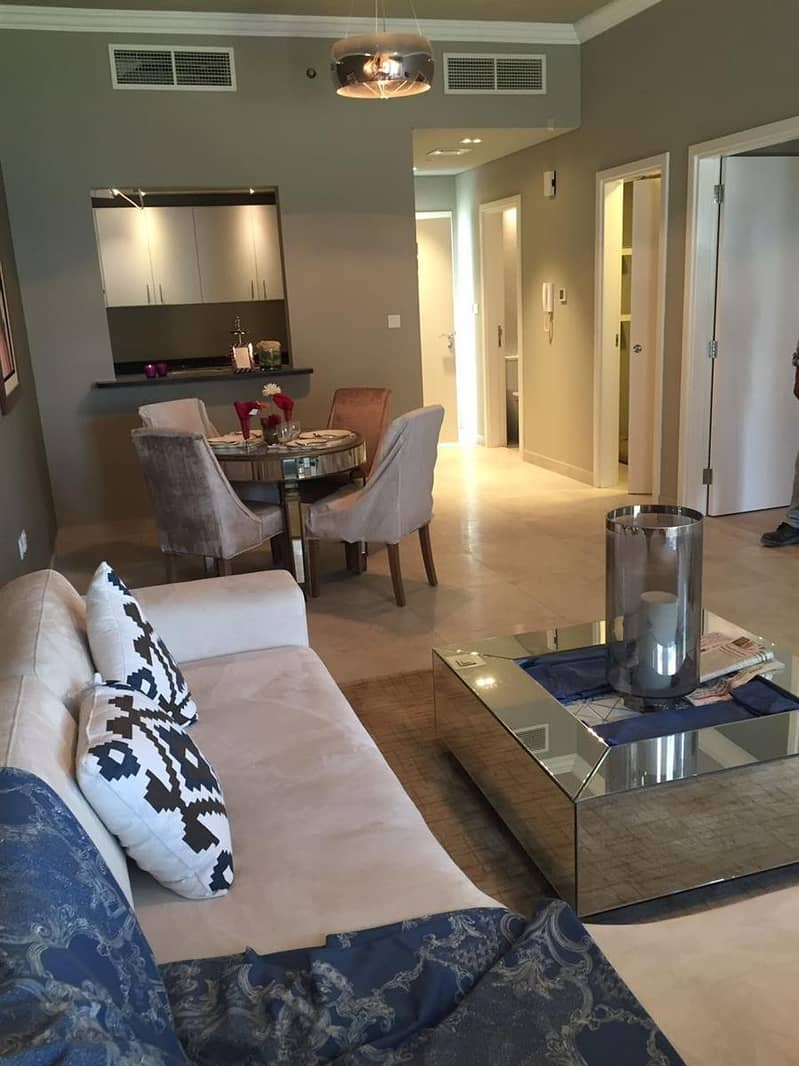 2 Brand New One Bedroom Axis Silver Ready On Payment Plan DSO