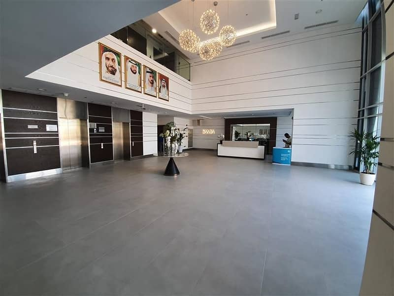 BRAND NEW ONE BEDROOM FOR RENT AL FURJAN SAMIA BY AZIZI