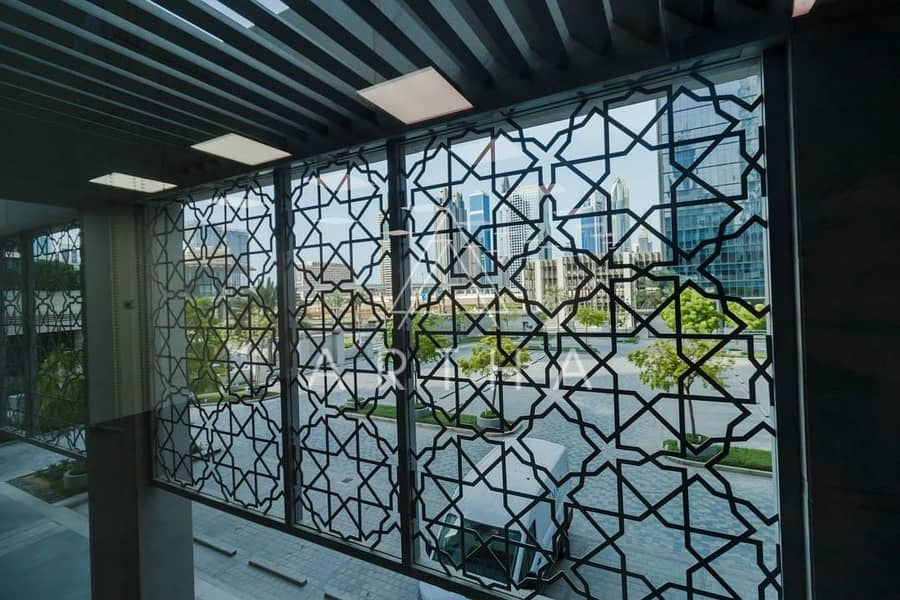 28 Spacious fitted office in Emaar Square Tower 2