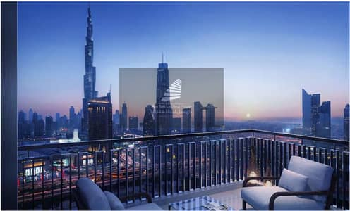 Stunning Burj Khalifa View | Spacious 2BR | Connected to Mall| Best Deal