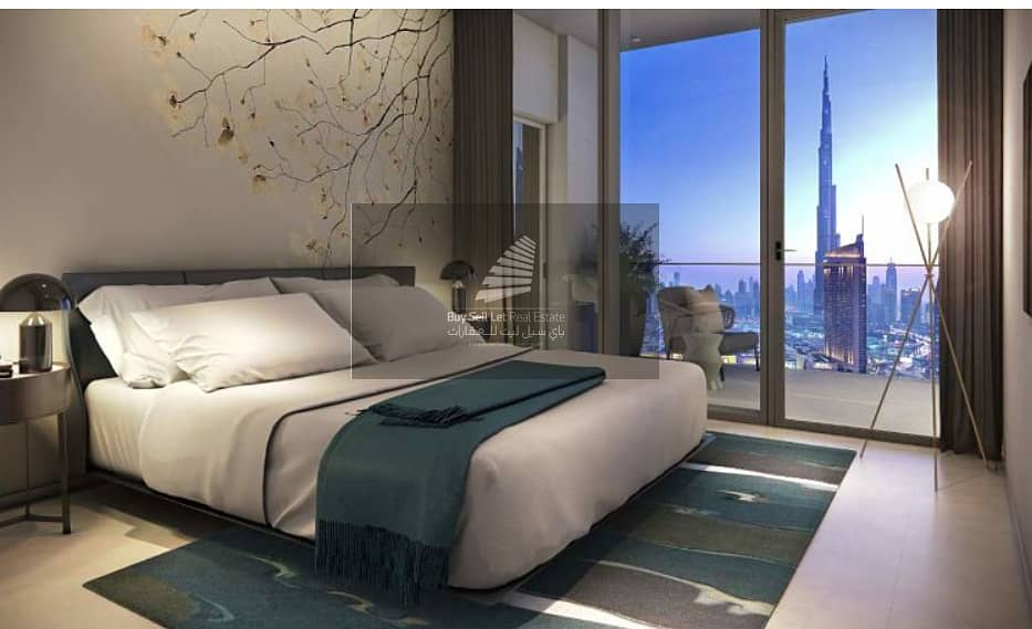 2 Stunning Burj Khalifa View | Spacious 2BR | Connected to Mall| Best Deal