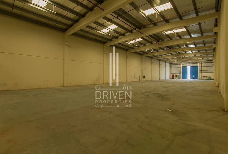 13 2 Units of Warehouse | Fully Air condition