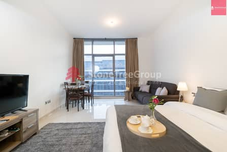 Studio for Rent in DAMAC Hills (Akoya by DAMAC), Dubai - Amazing Studio in Damac Hills | Jasmine | All bills inclusive!
